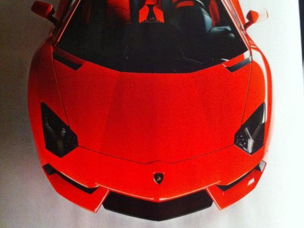 Genève 2011 : voici la Lamborghini LP700-4 Aventador, une Reventon qui voit rouge