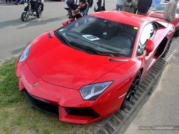 Photos du jour : lamborghini Aventador (Sport & Collection)