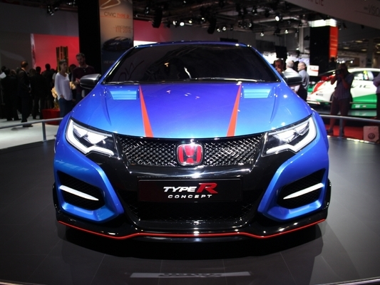 honda ouvre les commandes de la nouvelle civic type r au royaume uni. Black Bedroom Furniture Sets. Home Design Ideas