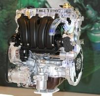 La nouvelle Hyundai Sonata dotée d'un moteur essence à injection directe en 2010