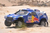Dakar, jour 5: Sainz passe, Peterhansel trépasse !