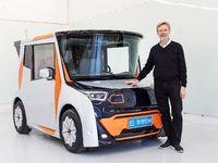 L'ancien designer de BMW Chris Bangle dévoile sa propre auto