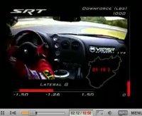 Dodge Viper SRT10 ACR sur le Nürburgring : les vidéos officielles