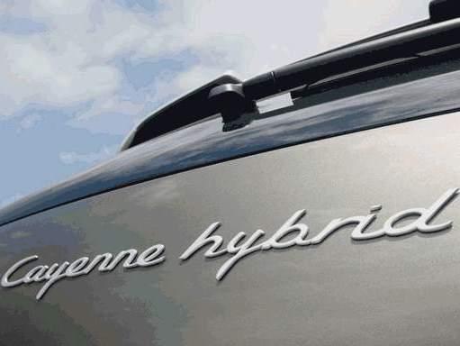 Selon Porsche: 1 Cayenne sur 7 sera hybride !