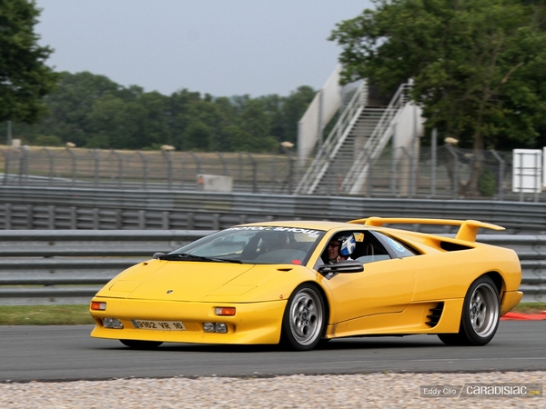 Photos du jour : Lamborghini Diablo (Sport & Collection)