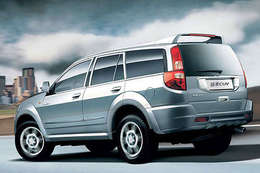 Great Wall Motors : l'Europe en 2010