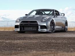 Nissan GT-R Switzer, plus de chevaux, moins de poids. L'arme parfaite (pour bouffer de la Porsche)