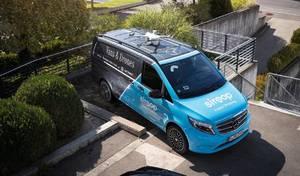 Mercedes valide la livraison par drones