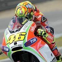 """Moto GP - Valentino Rossi: """"Lorenzo est le seul pilote qui continue à me respecter"""""""