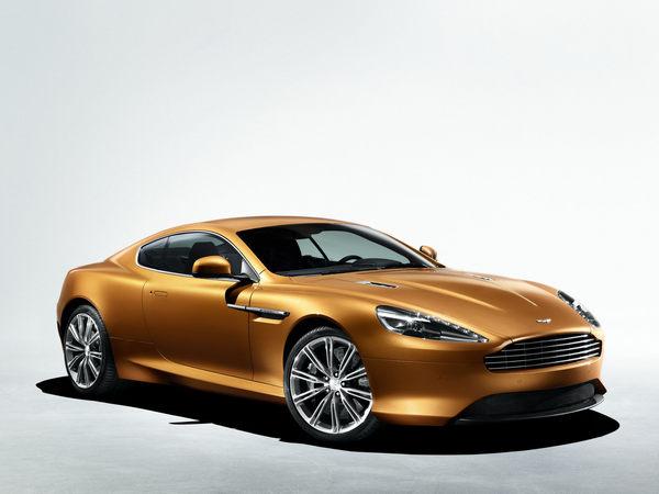 Genève 2011 : Aston Martin Virage, pour ceux qui trouvent la DBS too much