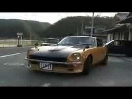 Datsun 240Z Office Tomitaku : une préparation qui sent bon l'huile chaude