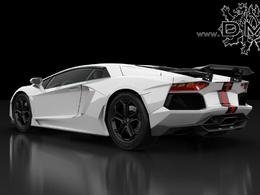 Lamborghini Aventador par DMC : 900 ch à disposition