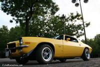 Photos du jour : Chevrolet Camaro