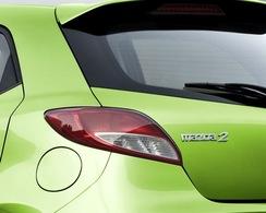 Salon de Los Angeles 2009 : la nouvelle Mazda2