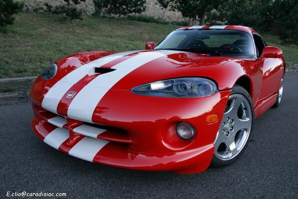 Photos du jour : Dodge Viper GTS FE