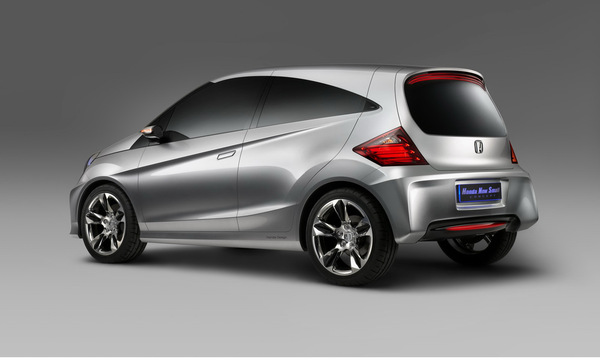 Salon de New Delhi : Honda New Small Concept, vraiment low cost ?
