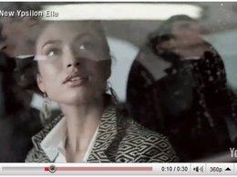 [vidéo pub] Lancia Ypsilon Elle : elle a l'auto, elle a les hommes