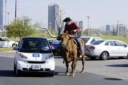 Le Concept Car2go lancé aux Etats-Unis