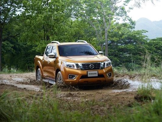 Nissan évoque un Navara Nismo