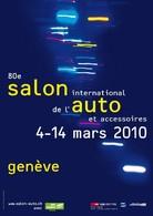 Salon de Genève 2010 : plein de nouveautés en perspective