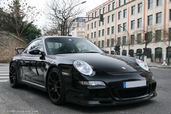 Photos du jour : Porsche 997 GT3