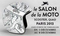 Salon de la Moto de Paris du 3 au 8 décembre 2013: les anciennes de nouveau à l'honneur...