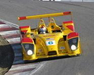 ALMS à Long Beach: Triplé pour Porsche !