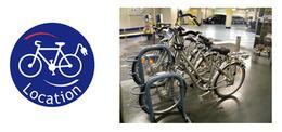La location de vélos à assistance électrique proposée dans des parkings à Paris