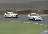 Vidéo : Battle Mitsubishi Evo X VS Porsche Cayman S VS BMW 135i ...