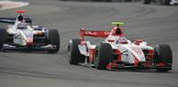 1ère victoire de Lapierre en GP2!