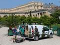 Renault électrise le Château de Versailles