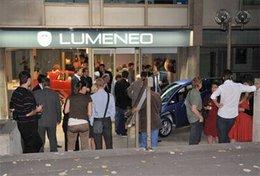 Vous pouvez découvrir la Lumeneo SMERA électrique dans son showroom à Paris
