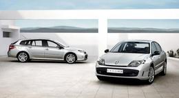 Renault Laguna : une déception partout sauf en Allemagne !