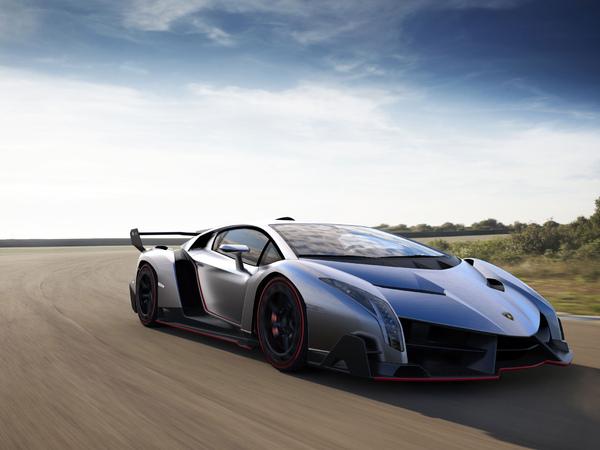 Lamborghini Veneno: un roadster en préparation