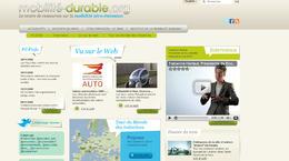 Un site Internet sur la Mobilité Durable signé Renault