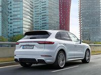 Porsche : le Cayenne bientôt en S-E Hybrid