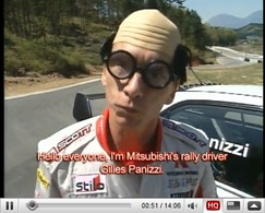 Réveil Auto - Gilles Panizzi apprend à conduire aux pilotes de Best Motoring