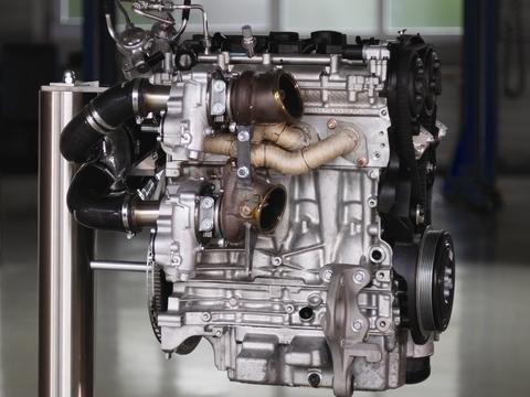 Volvo met en test son quatre cylindres de 450 ch