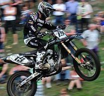 Motocross mondial :  Du coté de chez Yamaha