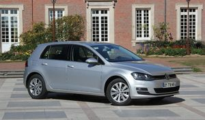 essais volkswagen golf 7 les tests du mod le golf 7. Black Bedroom Furniture Sets. Home Design Ideas