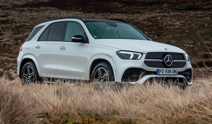 Essai – Mercedes GLE 2019 : sus au BMW X5 !