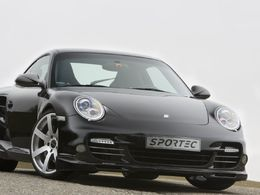 Porsche 997 Turbo Phase 2 Sportec SP580