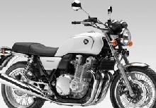 Actualité moto - Honda: la CB1100 présente une EX plus authentique