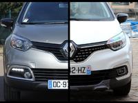 Avant/après : tout savoir sur le restylage du Renault Captur