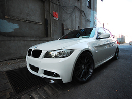 BMW E90 Msport progression