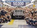 Le jour des 100 ans de Maserati, l'usine de Grugliasco a produit sa 50 000e voiture