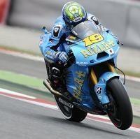 Moto GP - Suzuki: On pense maintenant poursuivre en 2012 avec l'actuelle GSV-R !
