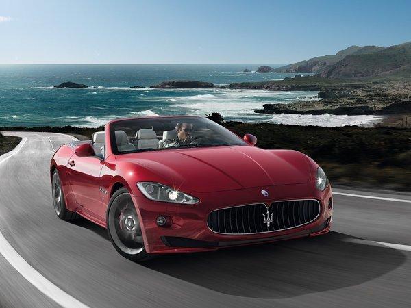 La Maserati Gran Cabrio ne sera pas reconduite