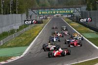 WSR: entrée en matière à Monza