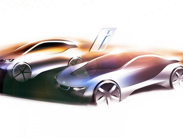 BMW i : des électriques, mais pas que